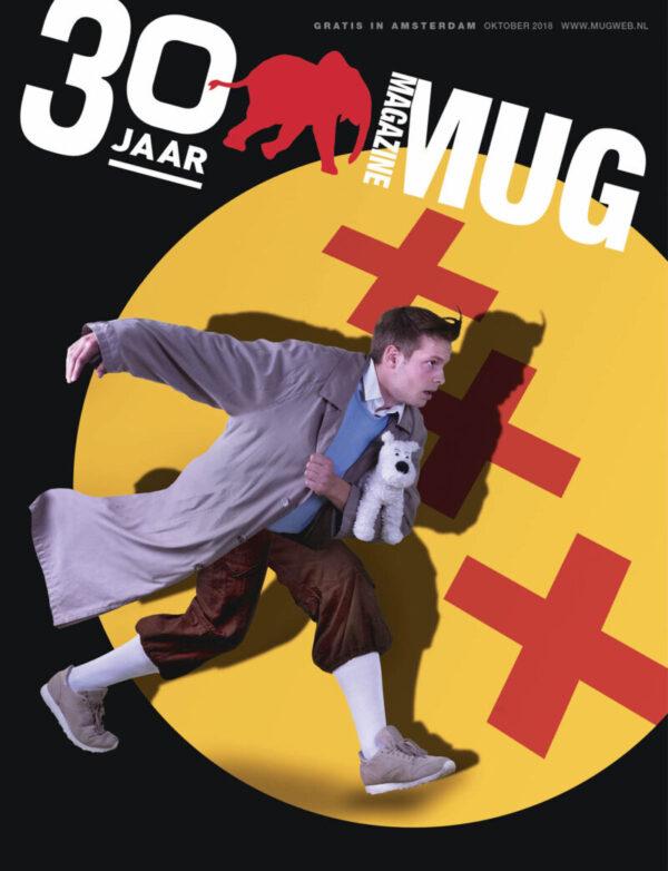 jubileumnummer MUG Magazine