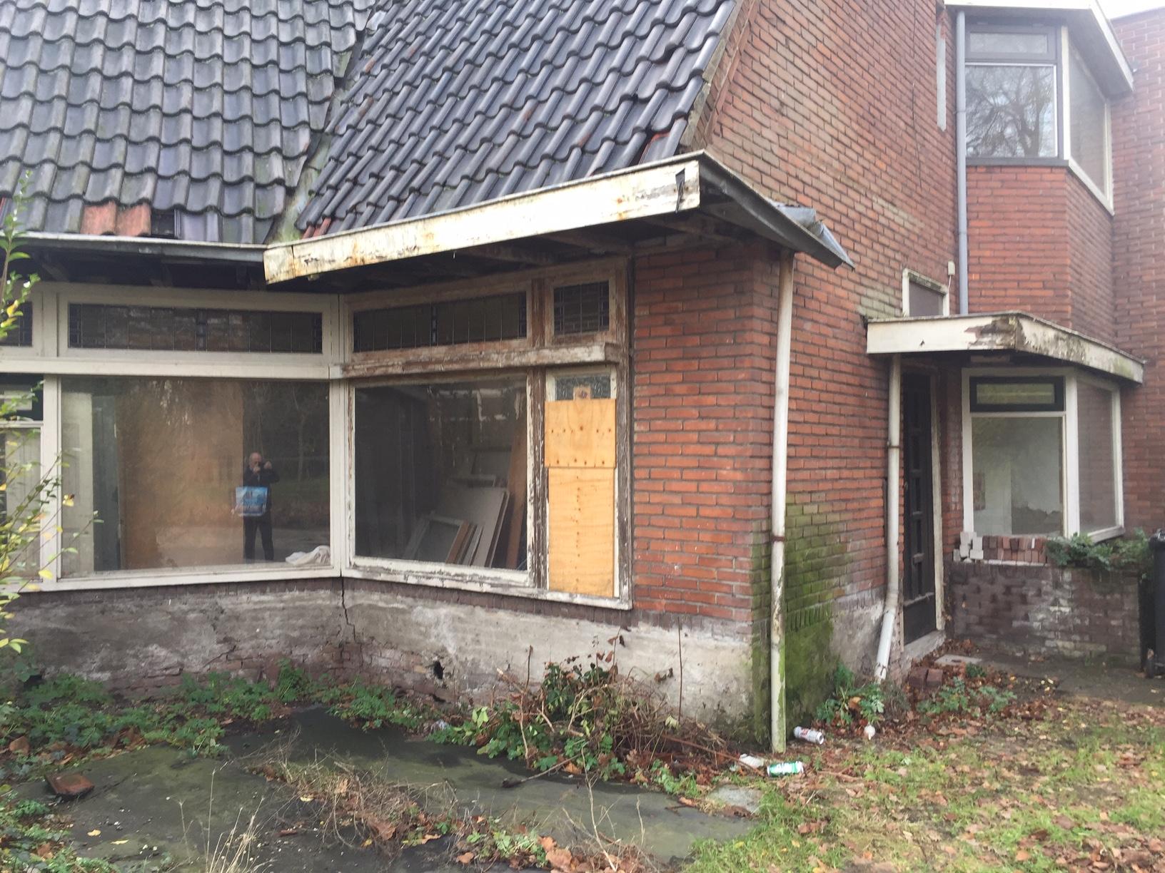 Hoekpand Sint Vitusstraat en Achterom.